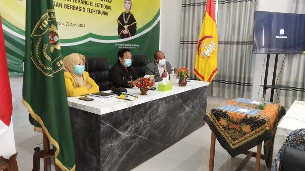 Sambutan dari Ketua Yayasan Suyitno